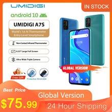 UMIDIGI A7S Version globale Smartphone 6.53