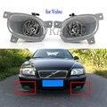 Для Volvo S80 туман светильник s 1999-2006 туман светильник тумана светильник передние фары светильник головной светильник s переднего бампера прот...