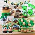 1 комплект, украшение для торта на день рождения на тему