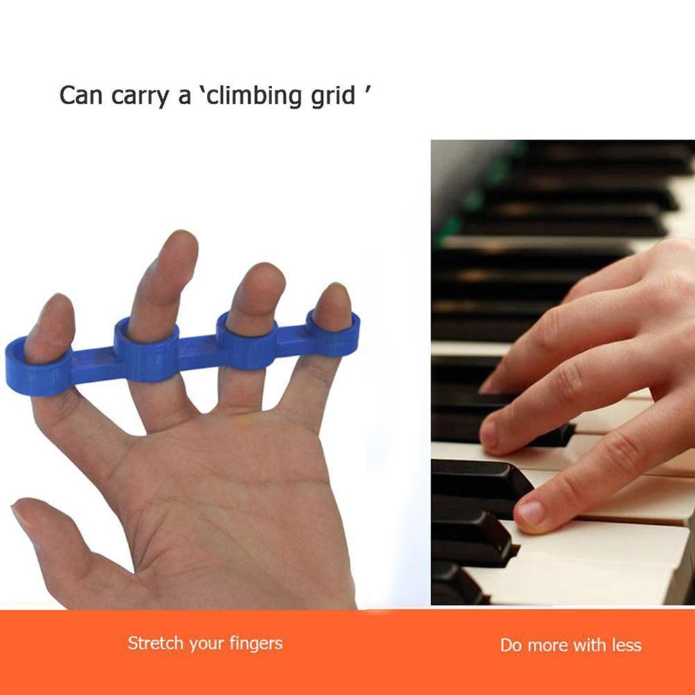 Explosion Guitar Finger Finger Expander Extension Set Force Instrument Exercises Accessories Wind Finger Finger Strength C6M2