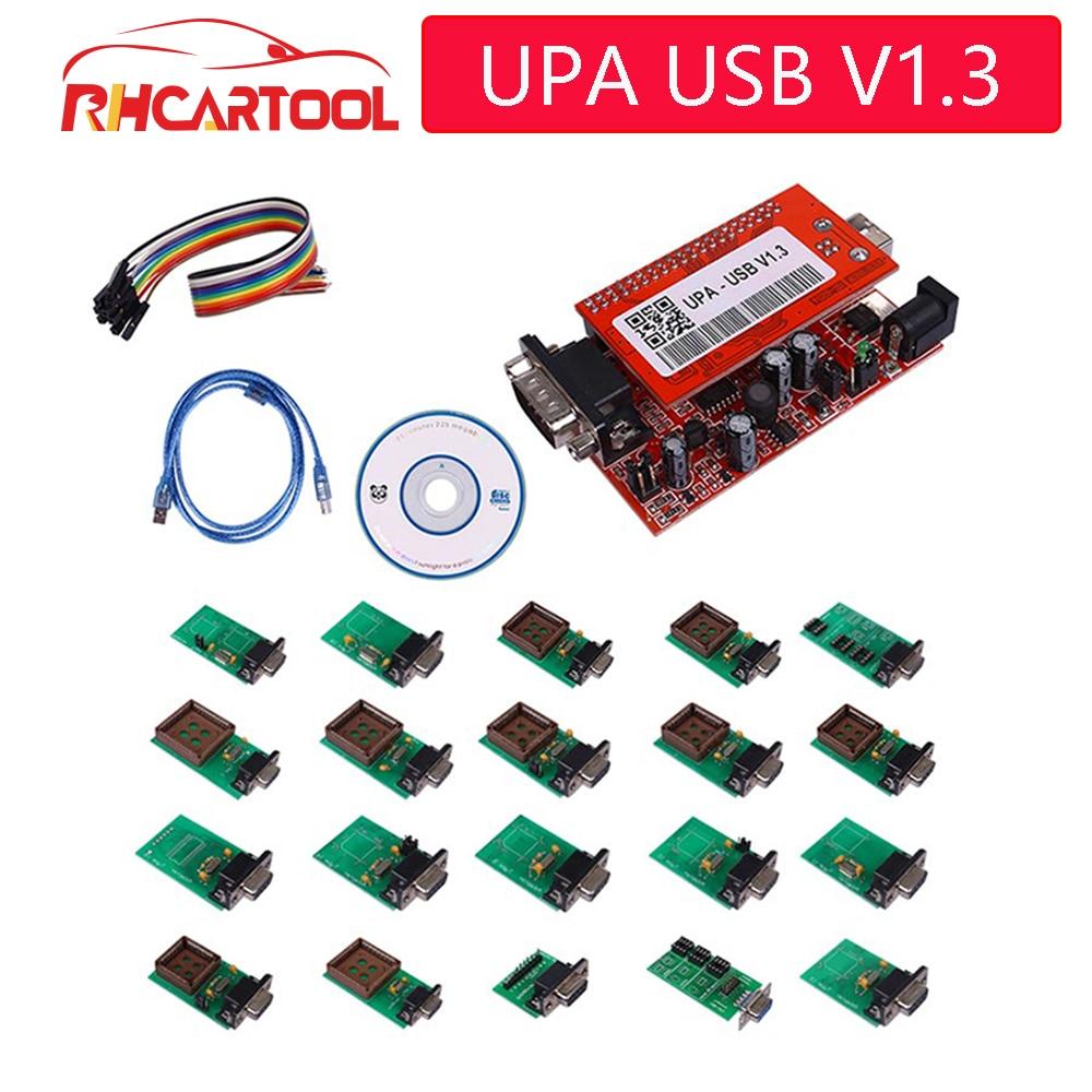 Latest UPA USB Progarmmer V1.3 Diagnostic Tools for Main Unit