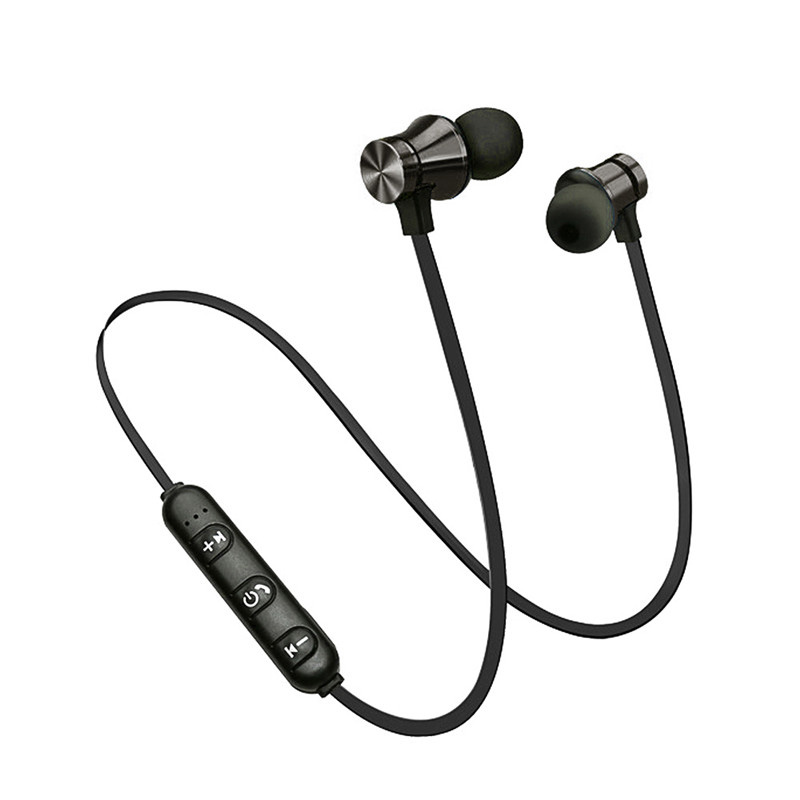 Professional Earphones Bluetooth 4.2 Sport Super Bass Headset With Microphone Stereo Earbuds For Samsung Xiaomi Fone De Ouvido