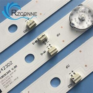Image 4 - LED תאורה אחורית רצועת מנורת עבור LED39C310A JS D JP3910 071EC JS D JP3910 061EC E39DU1000 MCPCB