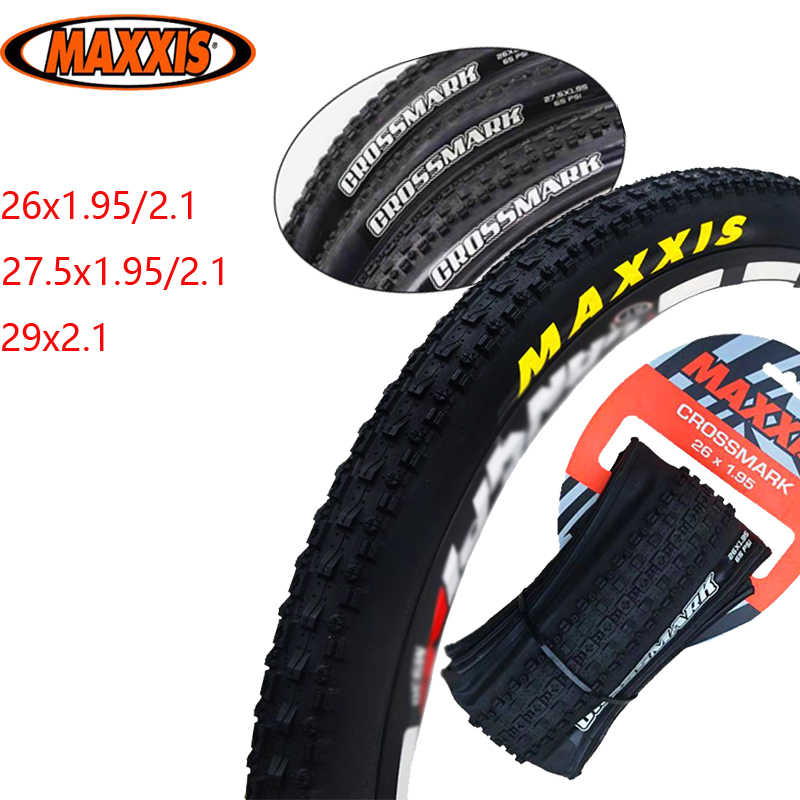 "MAXXIS 26//27.5//29*1.95//2.1/"" MTB Bike Clincher Tires Black 1PC Wheelset Tyres"