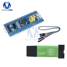 Minimum System Development Board STM32F103C8T6 ARM STM32 Module For Arduino ST-Link V2 Mini STM8 Simulator Download DIY Kit