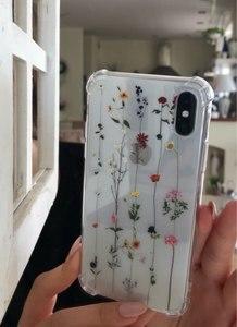 Image 3 - Jaomax Мягкий Роскошный ударопрочный чехол для телефона с цветочным рисунком для iPhone 7 8 Plus X Xs Max 6 6s Plus 5 5S SE Xr 11 милый цветочный чехол Fundas
