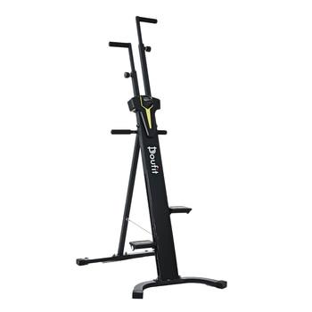 Doufit-máquina de escalada Vertical, escalador, ejercicio, Fitness, cinta de correr, pierna, brazo, cintura, entrenamiento de cadera, caminar, disponible en EE. UU.
