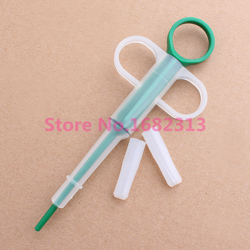 New font b Pet b font Dog Cat Capsule Tablet Pill Tool Popper Piller Pusher Syringe