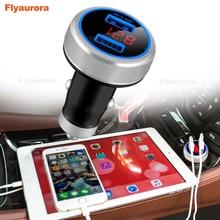 FM Transmitter Modulator Car MP3 Player Bluetooth Audio Car Charger Kit Music LED Display Handsfree Call USB car Auto Accessorie дэвдатт паттанаик семь секретов шивы