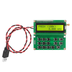 ADF4351 Digital Display RF Signal Source VFO Signal Generator 35MHz to 4000MHz Variable-Frequency Oscillator Signal Generator