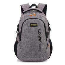 Canvas School Bags Backpack Kids Orthopedic Men Backpacks Ch