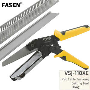 Wire-Stripper-Clamp Cutting Length-Wire Cable Multi-Functional And VSJ-110XC 45/90