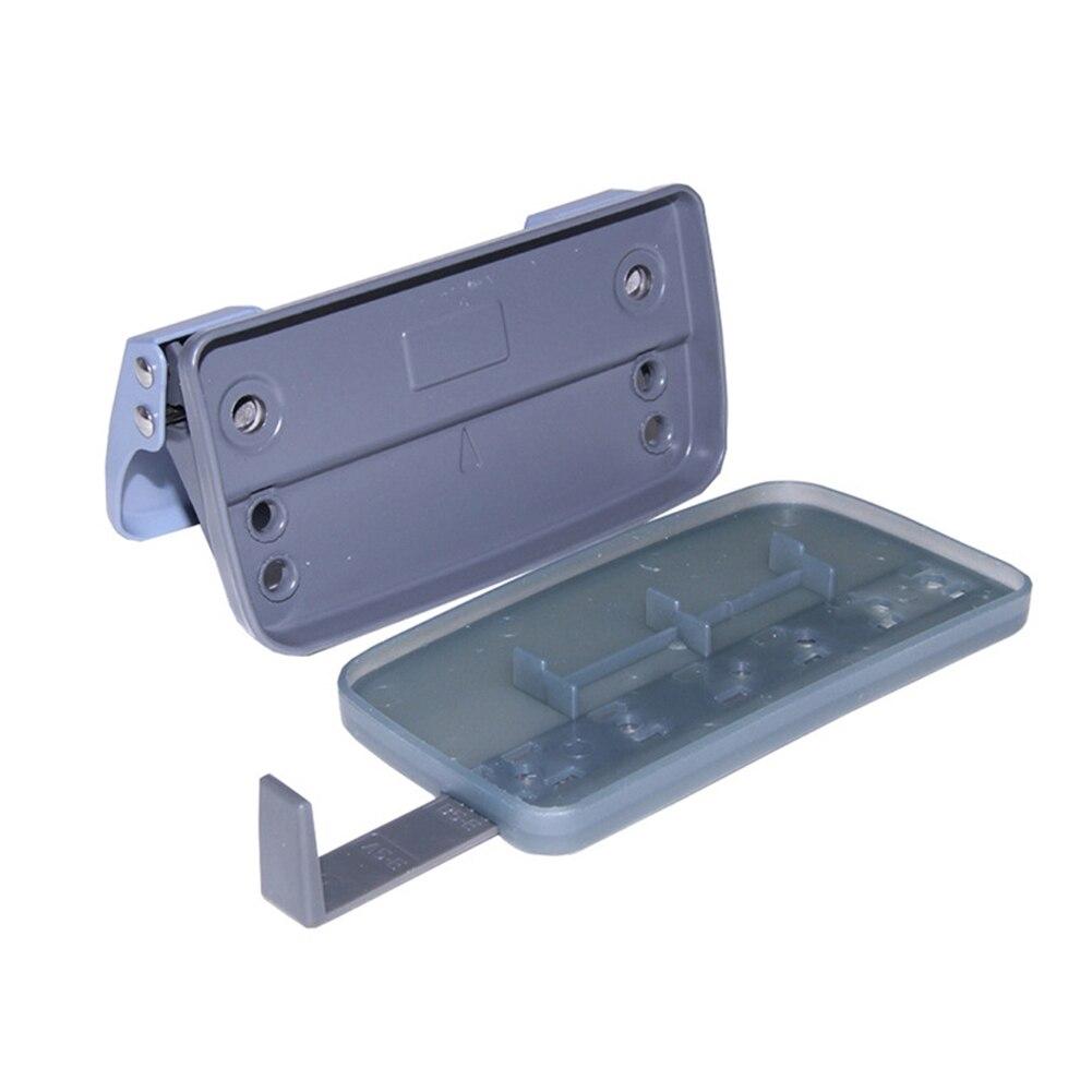 2 отверстия бумажный Дырокол машина DIY необходимые аксессуары для печати бумажный Дырокол ремесло инструмент