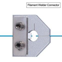 Peças da impressora 3d do conector do soldador do filamento para 1.75mm/3.0mm sensor do filamento do abs do pla ender 3 pro anet skr impressora 3d