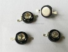 Bombillas led para lámpara de luz LED ultravioleta para curado Dental, utensilios dentales de 5W, de buena calidad, púrpura, 10 Uds.