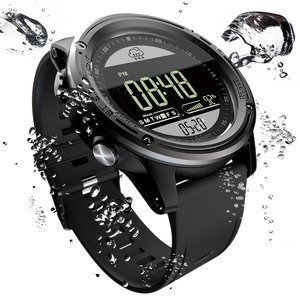 Image 3 - LOKMAT Sport Smart Watch Pedometer 5ATM Waterproof Real time Weather Clock Digital Men Bluetooth SmartWatch For IOS & Android