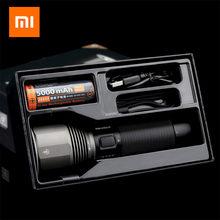 Xiaomi Nextool перезаряжаемые фонарик 2000lm 380 м 5 режимов IPX7 делают свет водостотьким водить Type-C Seaching фонарь для кемпинга Mi