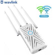 1200 Мбит/с 24g 5g двухдиапазонный wi fi ap/ретранслятор Беспроводной