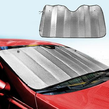 car accessories 1Pc Foldable Car Windshield Visor Cover Front Rear Block Window Sun Shade car accessories interior 2020 image