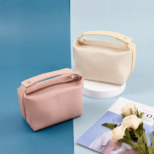 Makeup Bags Wholesale PVC Cosmetic Handbag Make Up Case Travel Organizer Pouch Small Zipper Box Wash Bags Toiletry Storage sac