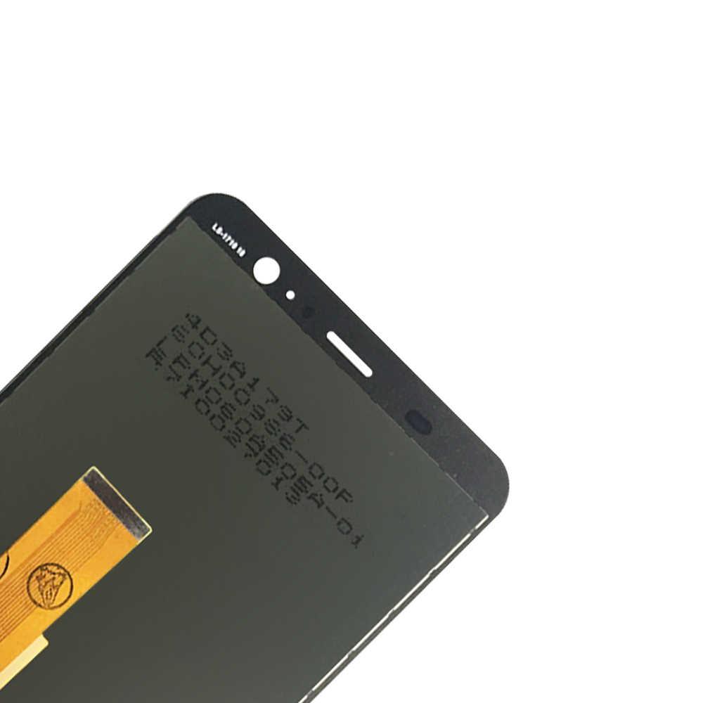 """شاشات LCD مختبرة جديدة لـ HTC U11 Plus U11 + شاشة LCD تعمل باللمس لوحة محول الأرقام قطع غيار لشاشة HTC U11 Plus 6.0"""""""