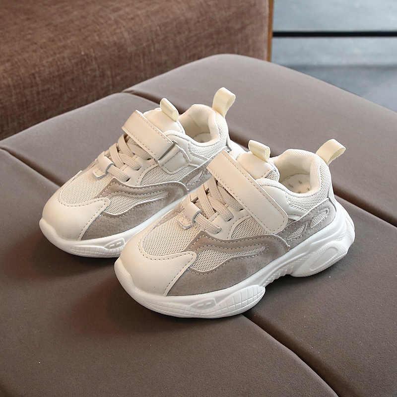 Boys Girls Mesh Breathable Sneakers