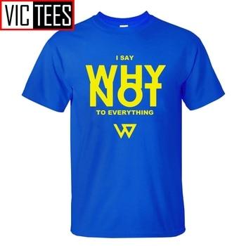 Camisetas de algodón a la moda para hombres, camisetas de algodón para hombres, Russell Westbrook, camisetas de OT-269, ¿por qué no?