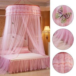 Image 4 - Anti Mosquito Cotton Baby Canopy Mosquito Net Princess Bed Canopy Girls Room Decoration Bed Canopy Pest control Reject Net