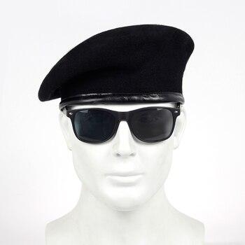 New ten-color solid color beret cap fashion casual hat autumn and winter warm hats hip hop outdoor Keep warm caps