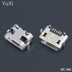 YuXi 2-20 pçs/lote Para Huawei Y5 II CUN-L01 Micro USB jack cabo de alimentação tomada de Carregamento Porta Carregador Conector dock de Substituição