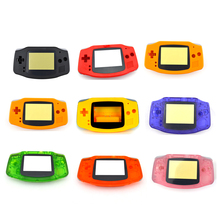 10 set for GBA housing case Replacement Plastic Shell Cover for Nintendo for Gameboy Advance