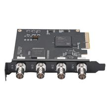 Capture-Card Pcie IOCREST Decklink Duo 4ch Quad And SDI 3G 2-4ch Sdi-Playback