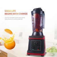 BPA Free Heavy Duty Commercial Grade Blender Mixer Juicer High Power Food Processor Ice Smoothie Bar Fruit Blender