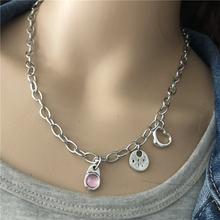Модные ювелирные изделия anslow бижутерия шармы милое ожерелье