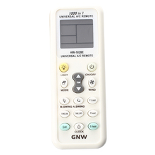 Universal LCD Sn A/C Remote Controller for Air Conditioner K-1028E 1pcs universal a c controller air conditioner air conditioning remote control chunghop k 2012e remote controller 1000 in 1