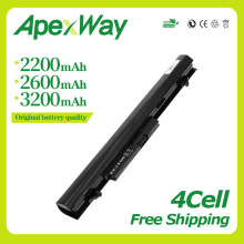 цена на 4 cells Laptop Battery for HP OA04 OA03 240 G2 CQ14 CQ15 For Compaq Presario 15-h000 15-S000 HSTNN-LB5Y HSTNN-LB5S HSTNN-PB5Y