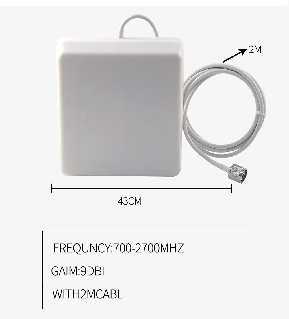 4g Amplificateur de signal GSM 2g 3g 4g Amplificateur de signal - Pièces détachées et accessoires pour téléphones portables - Photo 5