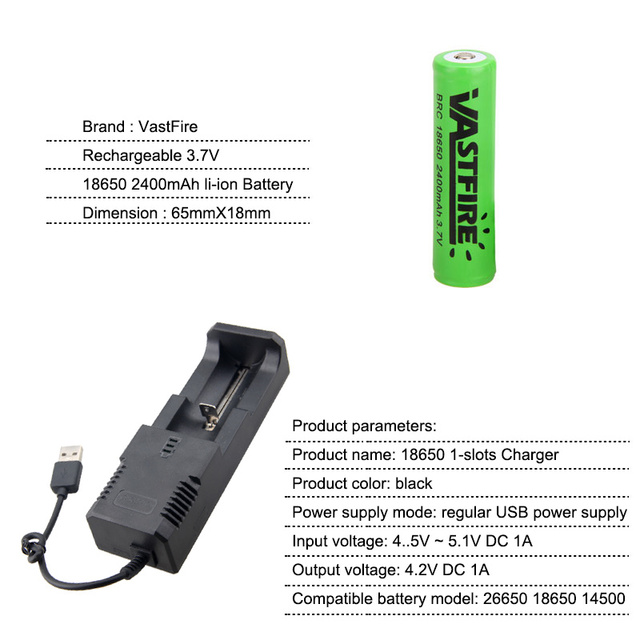 710 powerful Rechargeable Xlamp Waterproof Torch Tactical flashlight White/Green/Red LED Hunting Flashlight for AAA or 18650 6