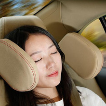New style Car Seat Headrest Neck Pillow Neck Rest Seat Headrest Cushion Pad Head Safety Protection Travelling Seat Support все цены
