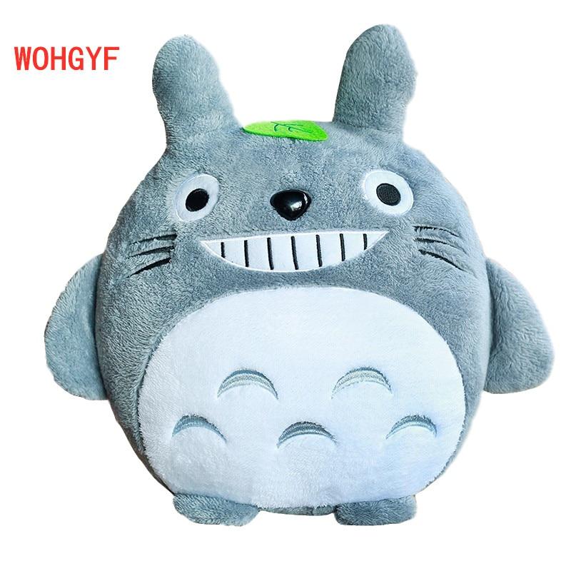 Hot Sale 20CM Composta Totoro Brinquedos Famosos Brinquedos Dos Desenhos Animados Brinquedos de Pelúcia Bonecas Bonecas de Alta Qualidade Preço de Fábrica