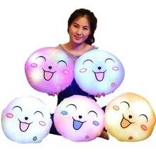 Светодиодный подарок для детей, друзей на день рождения, светящиеся плюшевые игрушки Мульти ShapesPerfect подарок для детей друзей на день рождения