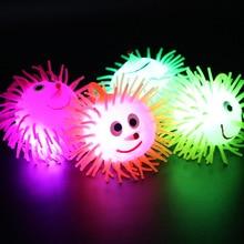 цена на 1pcs Cute Ball Neon Led Party Glow Stick Glow In The Dark Fluorescence Sticks Colorful Party Supplies Luminous Home Decor Gift E