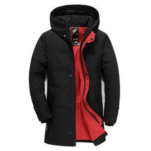 Mens Clothing 2019 Winter New Down Jacket Fashion Casual Sli