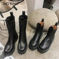 Брутальные ботинки с утеплением и без Цена от 1449 руб. ($18.47) | 3787 заказов Посмотреть