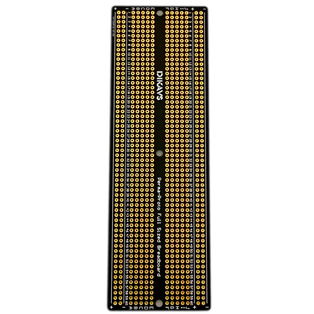 High Quality Perma-Proto Full-sized Breadboard PCB Welding Pcb Board Prototype Pcb Prototype Board For Arduino -  Gold Plating