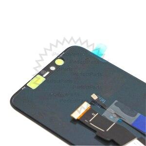 Image 5 - 6.21 pour Xiaomi Mi 8 Pro LCD écran tactile numériseur avec remplacement de lassemblage du cadre + outils pour Mi 8 Explorer