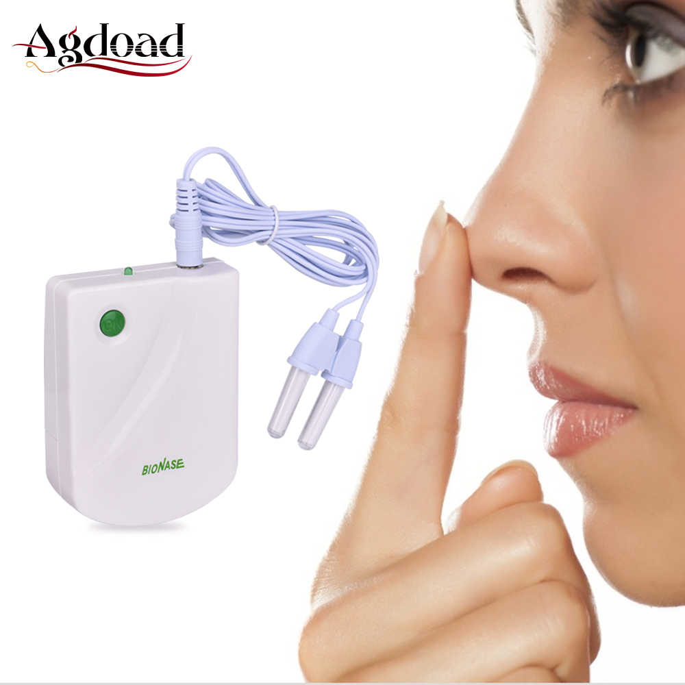 Laser Therapy Rhinitis Treatment Device Sinusitis Relief Nose Cure Device Nasal Allergic Therapeutic Instrument