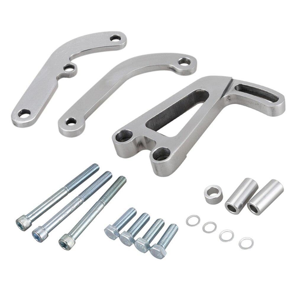 Yfashion Automotive Car Auto Power Steering Pump Bracket For LWP CHEVY SBC 262 - 400