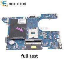 NOKOTION QCL00 LA 8241P CN 0PYFNX 0PYFNX PYFNX płyta główna płyta główna laptopa do Dell Vostro 3560 V3560 PC płyta główna HM77 DDR3