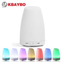 Humidificadores ultra-sônicos aroma vaporizador difusor de óleo essencial led luz para casa purificador de ar aromaterapia difusores fabricante da névoa